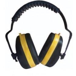 Protector auditivo tipo copa diadema