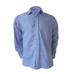 Camisa formal manga larga
