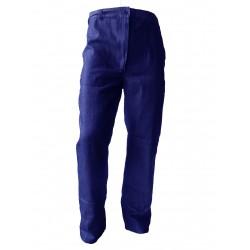 Pantalón clásico de overol 4 bolsillos de parche