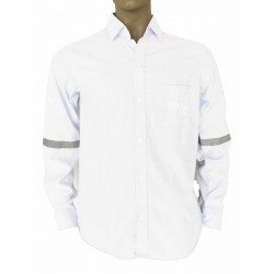 Camisa manga larga con reflectivo